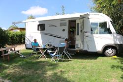 Emplacement - Forfait Emplacement + Camping-Car - Camping la Bissera