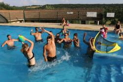 Entertainment organised Camping La Bissera - Pommier De Beaurepaire