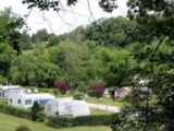 Pitch - Pitch : tent/caravan or camping-car - Camping de Roybon