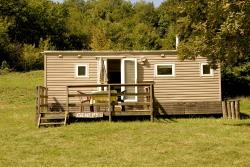 Location - Mobile-Home - Camping de Roybon