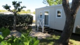 Rental - Mobil-Home Grand Large  3 Bedrooms - Camping Duna Munguy
