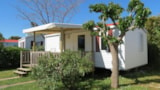 Rental - Mobil-Home Family+ Covered Terrace - Camping Duna Munguy