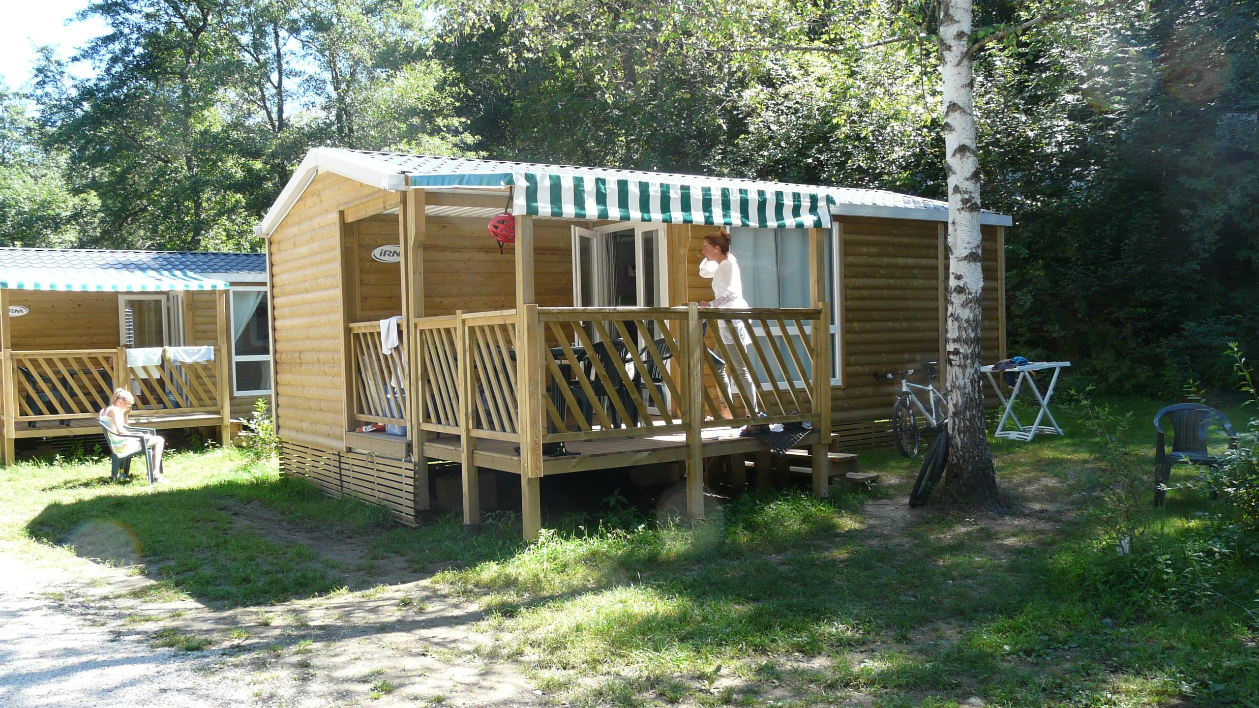 Rental - Mobile Home 2 Bedrooms Rate 5 People - Camping Ser Sirant
