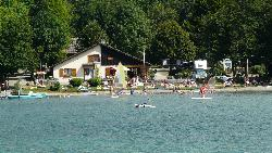 Plages Camping Ser Sirant - Saint-Theoffrey