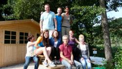 Reception team Camping Ser Sirant - Saint-Theoffrey