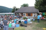Entertainment organised Camping Ser Sirant - Saint-Theoffrey