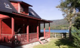 Rental - Cottage 75 M² 3 Bedrooms - Camping Au Pré Du Lac