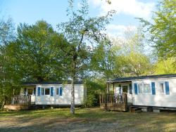 Location - Mobil Home - Camping Les 7 Laux