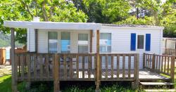 Rental - Mobile-Home - Camping D'Herbelon