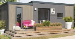 Accommodation - Mobile-Home Taos - Camping D'Herbelon