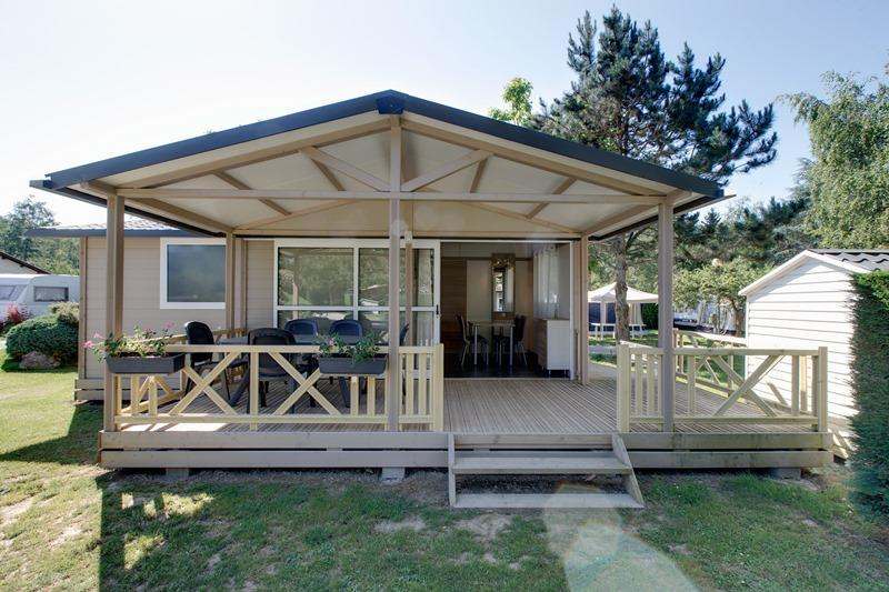 Chalet Amande 2 bedrooms adapted to the people with reduced mobility