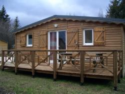 Accommodation - Chalet Top Tv 29M² - Capfun - Camping Caravaneige L'Oursière