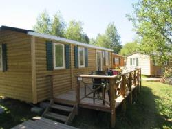 Locatifs - Mobile Home Resort Top Tv 29M² - Capfun - Camping Caravaneige L'Oursière