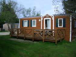 Locatifs - Mobil Home Resort Top Tv 31M² - Capfun - Camping Caravaneige L'Oursière
