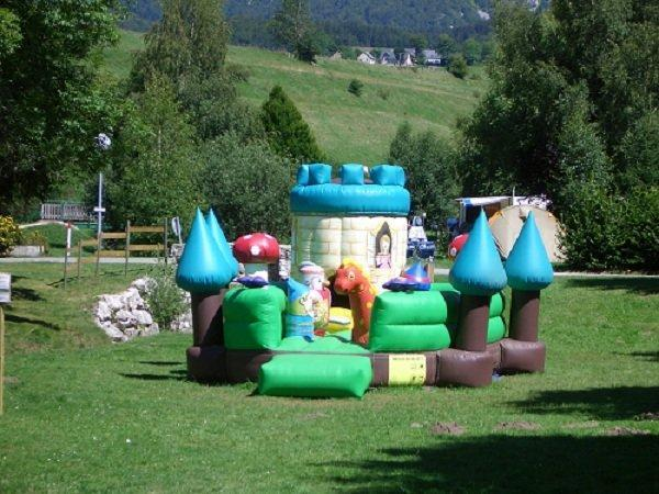 Capfun - Camping Caravaneige L'oursière