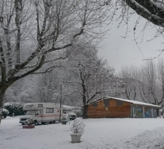 Welcome Camper (Winter: Sanitary Closed)-No Online Booking