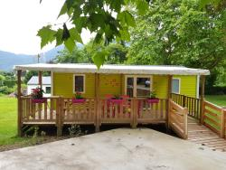 Mobil-home Life adapted for Persons with Reduced Mobility (2 bedrooms, 34 m²)