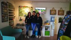Reception team Yelloh! Village - La Bastiane - Puget Sur Argens