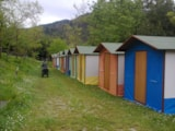 Rental - BLUE-SKY-Tent to rent for 2 persons - Camping La Sfinge