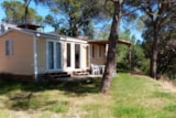 Rental - Arizona 6 Pers. + Place Per 1 Vehicle Eco - Camping Les Cigales