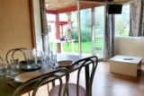 Rental - CHALET KINAL NEW + place per 1 vehicle ECO - Camping Les Cigales
