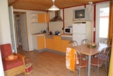 Rental - Chalet QUIRIGUA +  2 vehicles CONFORT - Camping Les Cigales