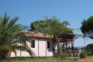 Chalet Quirigua 8 Pers. + Place Per 2 Vehicles Confort