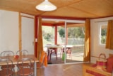 Rental - Chalet QUIRIGUA + place per 2 vehicles CONFORT - Camping Les Cigales