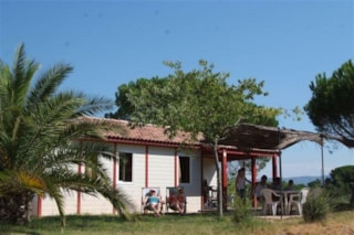 Chalet QUIRIGUA + place per 2 vehicles CONFORT