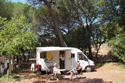 Ptich per Caravan + 1 place per vehicle