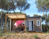 Rental - Utah 4 Pers. + Place Per 1 Vehicle Eco - Camping Les Cigales