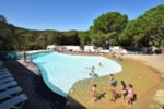 Wheelchair friendly Camping Les Cigales - LE MUY