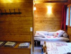 Location - Chalet Chamois 45M² 3 Chambres + Terrasse 19M² - Camping Les Lanchettes