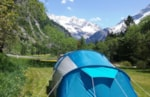 Piazzole - Piazzola Nature (tenda, roulotte, camper / 1 auto) - Camping Les Lanchettes