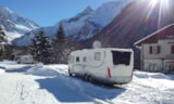 Pitch - Nature Package (1 tent, caravan or motorhome / 1 car) - Camping Les Lanchettes