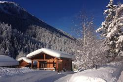 Location - Chalet Vanoise 35 M² 2 Chambres + Terrasse 15M² - Camping Les Lanchettes