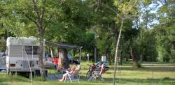 Pitch - Family Pitch Over 130M² - Camping de PEYROCHE