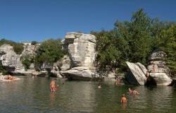 Plages Camping De Peyroche - Ruoms