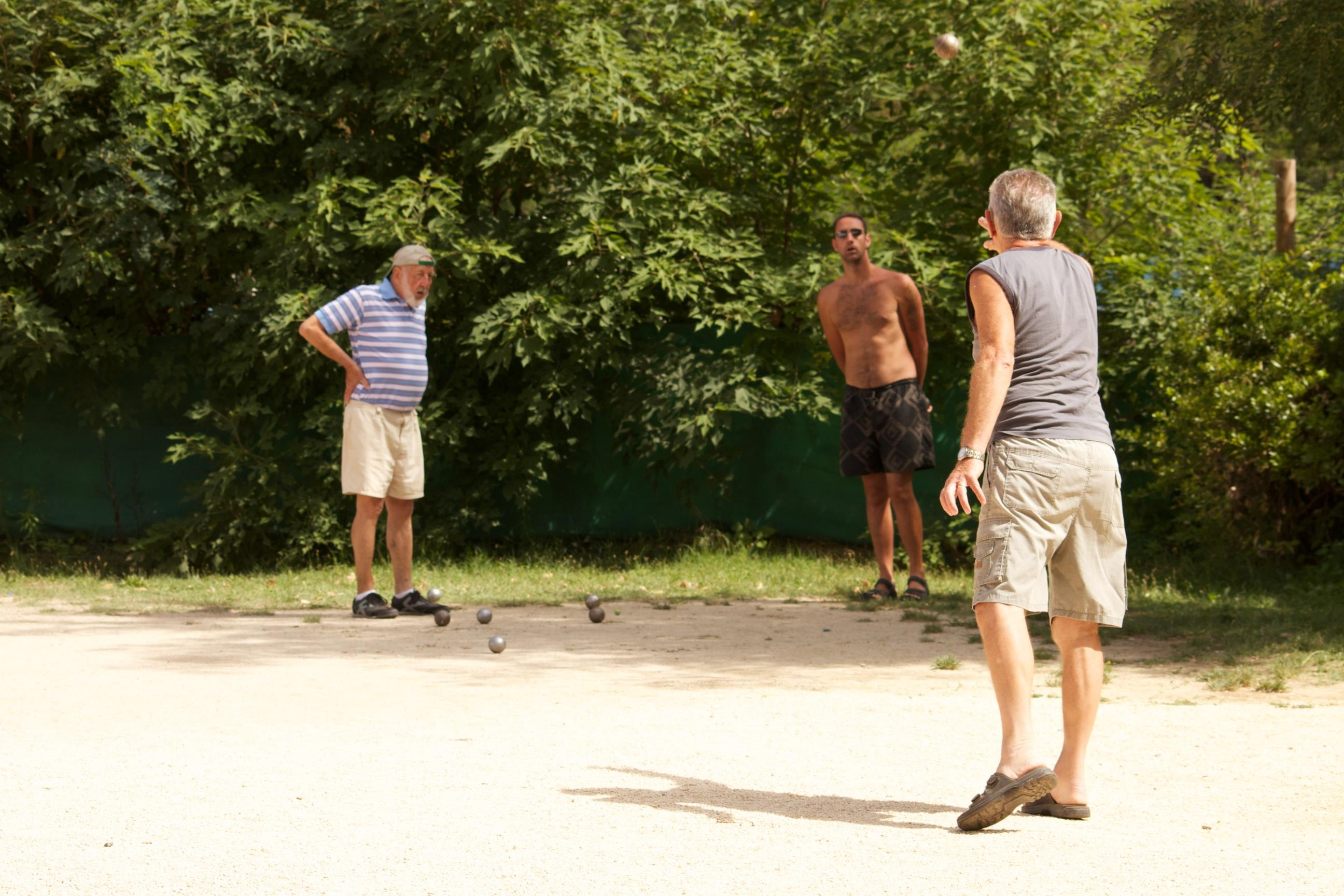 Leisure Activities Camping de PEYROCHE - Ruoms