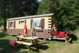 Rental - Gipsycar Without Toilet Blocks - Ardèche Camping