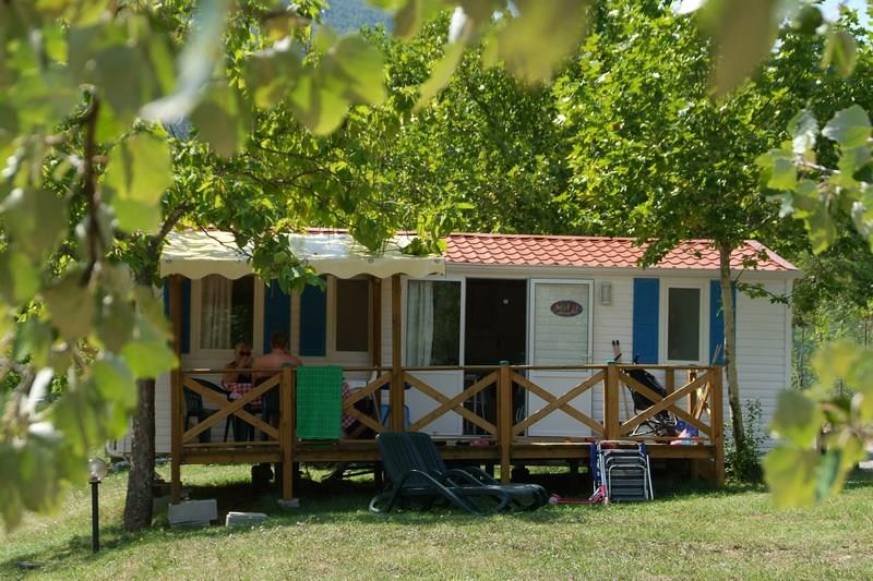Watipi 6 places Climatisation - Ardèche Camping