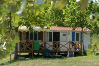 Mobile home Watipi 32m² - 3 bedrooms with air-conditionning