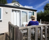 Rental - Mobile home Confort 15.30 m² - 1 bedroom / Terrace - Flower Camping Les Vertes Feuilles