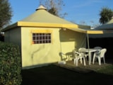 Rental - FunFlower Confort 20 m² - 2 bedrooms - without toilet blocks - Flower Camping Les Vertes Feuilles