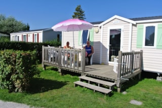 Mobile home Confort 27-30 m² - 2 bedrooms / Terrace