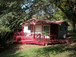 Wheelchair friendly Camping L'oasis Du Berry - St Gaultier