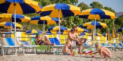 Plages Bungalow Camping Baciccia - Ceriale (Sv)