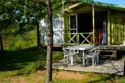 Rental - Chalet Titom - CAMPING L'OASIS
