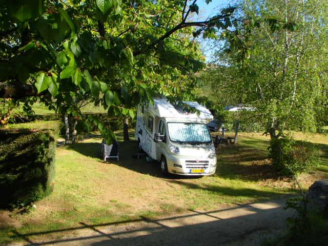 Emplacement - Emplacement Haut - Camping L'Oasis