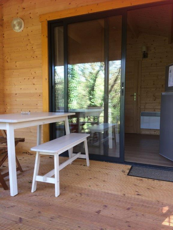 Locatifs - Chalet Green Cottage, 4 Personnes, 2 Chambres. - Camping L'Oasis